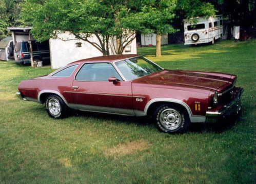 1973 Chevelle Malibu SS