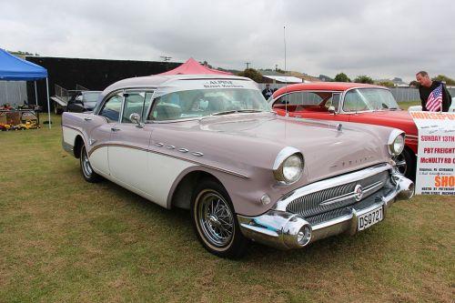 1957 Buick Century 4 Door Hardtop