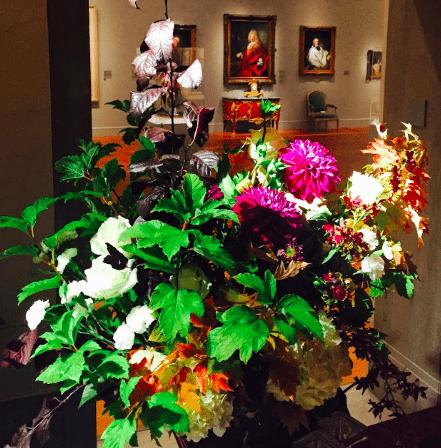 Flowers as Art Legion of Honor