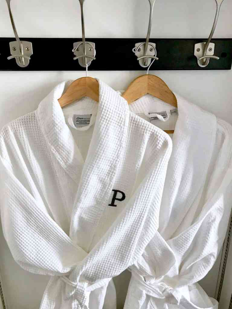 Overstock Guest robes