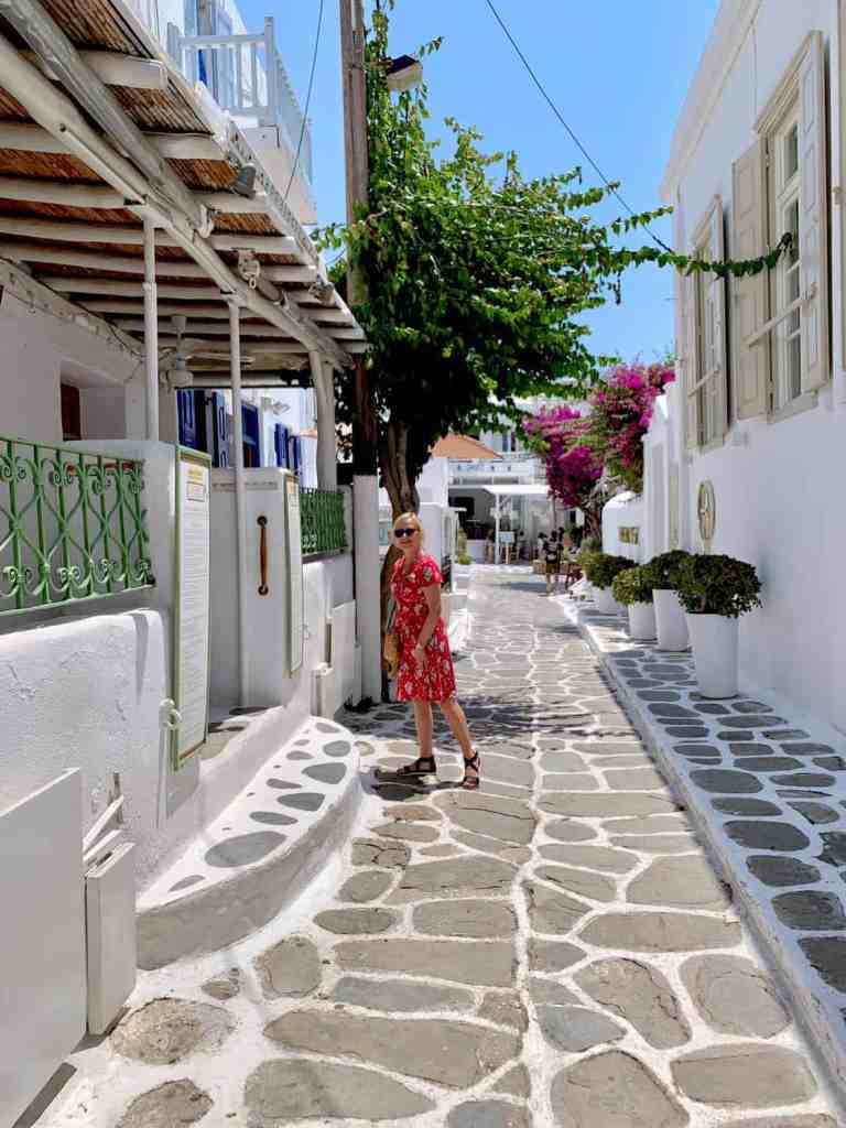 Greetings From Mykonos And Light Greek Summer Recipes You Have To Try Classic Casual Home