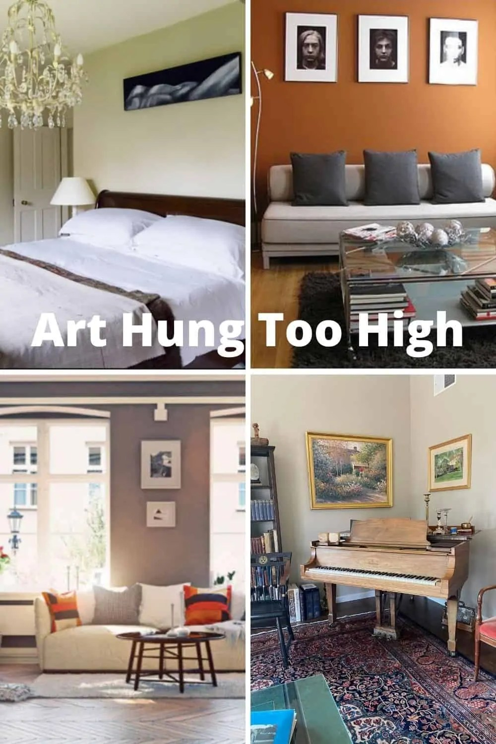 Mary Ann Pickett's ART Hanging Tips