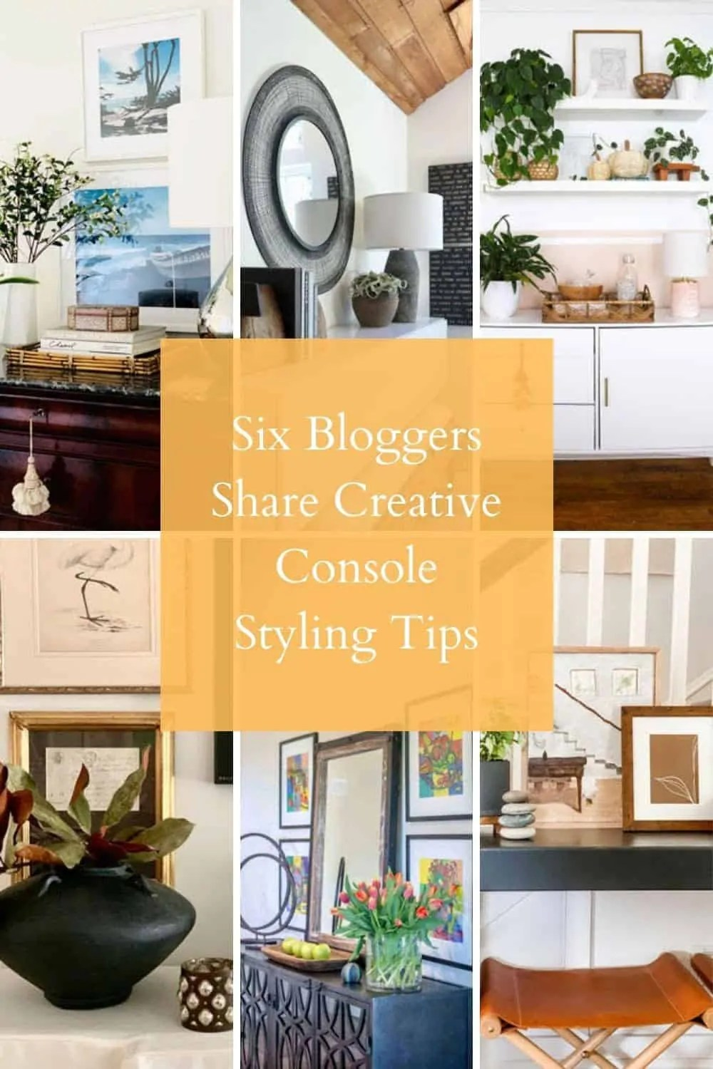 Six Bloggers' styling tips