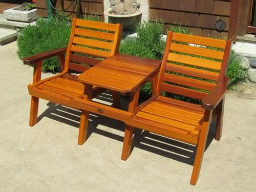 patio furniture classic cedar garden