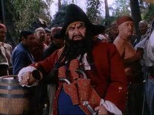 Thomas Gomez as Blackbeard
