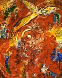chagall triumph of music