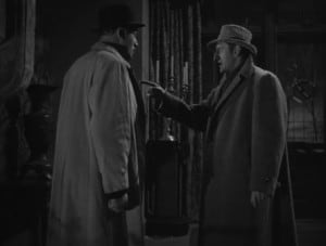 house of fear with basil rathbone and Dennis Hoey