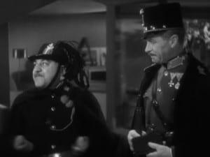 black cat 1934 Police