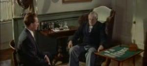 Sea Wife 1957 Richard Burton and Basil Sydney 2