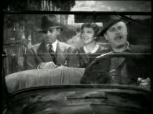 It Happened One Night 1934 Clark Gable and Claudette Colbert and Alan Hale