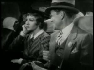 It Happened One Night 1934 a Cad and Claudette Colbert