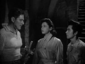 Mara Maru 1952 Errol Flynn and Ruth Roman