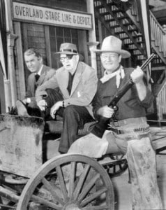 man who shot liberty valance set