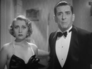 1934 Smarty Joan Blondell and Edward Everett Horton