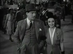 1939 The Amazing Mr. Williams Joan Blondell and Melvyn Douglas 2