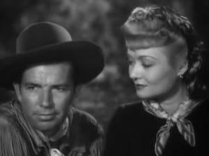 1942 Wild Bill Hickok Rides Constance Bennett and Bruce Cabot