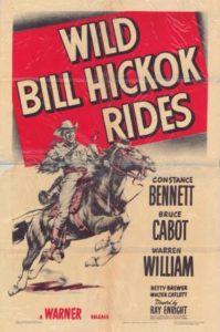 1942 wild bill hickok rides
