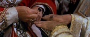 1964 Becket rings
