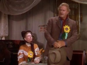 Dodge City 1939 Alan Hale Temperance