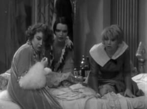 1931 God's Gift to Women Frank Fay, Joan Blondell and Louise Brooks