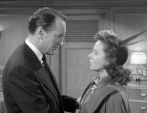 1951 I Can Get It For You Wholesale with Susan Hayward and George Sanders