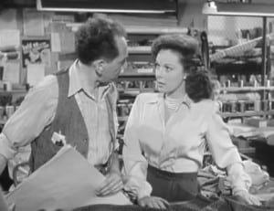 1951 I Can Get It For You Wholesale with Susan Hayward and Sam Jaffe