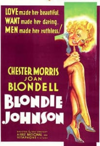 1933 blondie johnson