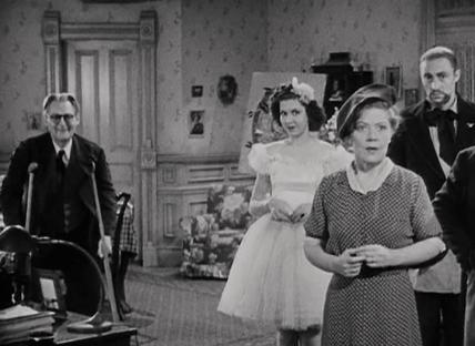 Lionel Barrymore, Ann Miller, Spring Byington