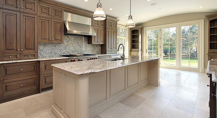 backsplash cabinets countertops