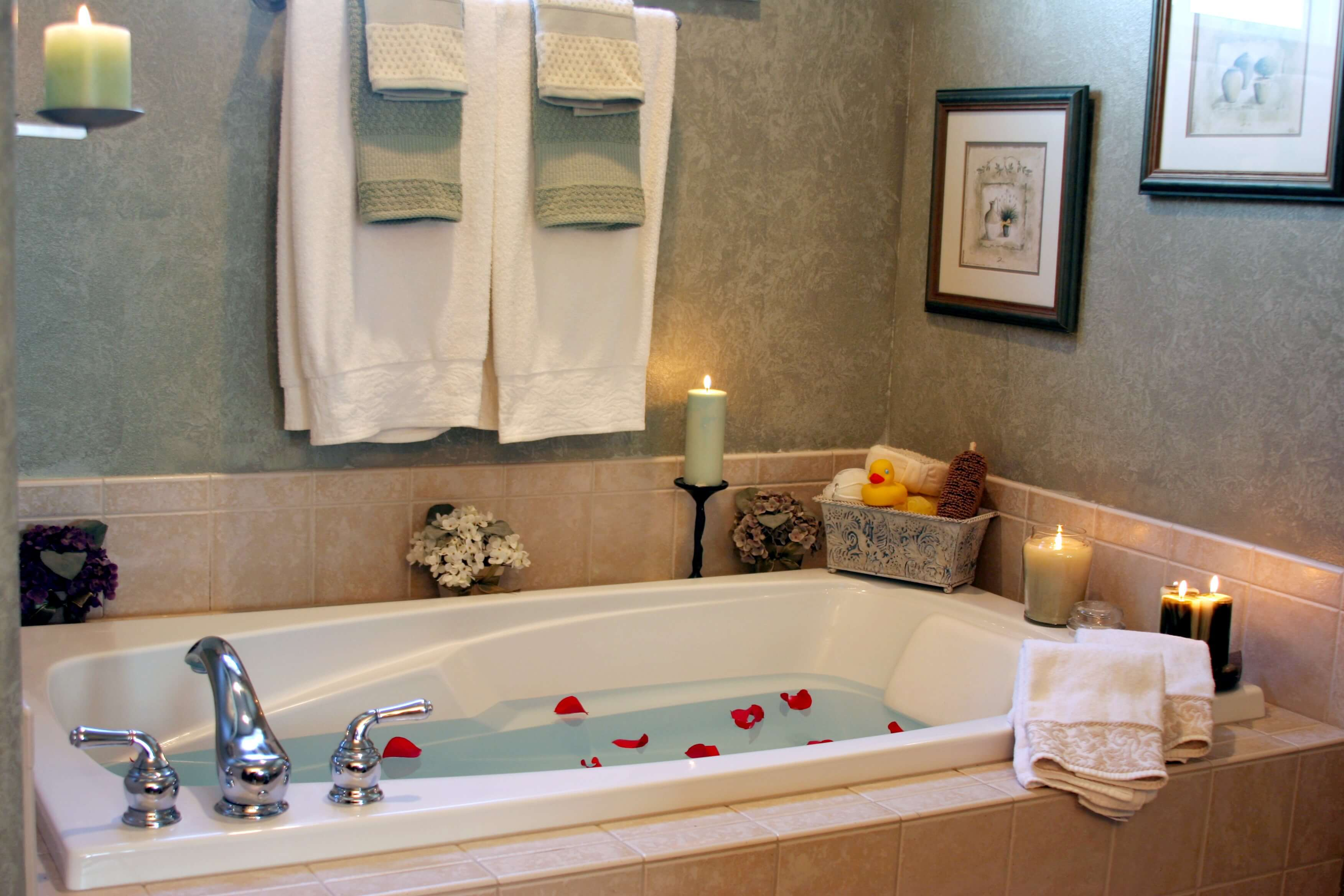 Bath Remodel Creating A Spa Like Style Classic Home