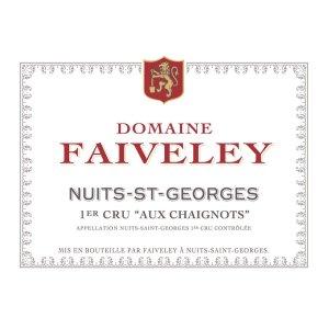 Domaine Faiveley 2014 Nuits-Saint-Georges Aux Chaignots Premier Cru - Pinot Noir Red Wine