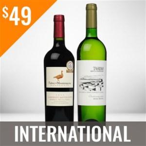 International Wine Club Three Shipment Membership
