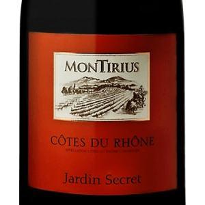 Montirius 2015 Jardin Secret Cotes du Rhone - Rhone Blends Red Wine