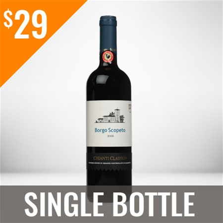 Single Bottle Wine Club Six Shipment Membership