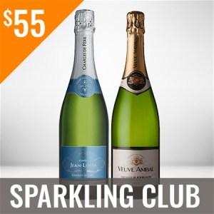 Sparkling Wine Club Six Shipment Membership