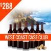 West Coast Case Club Two Shipment Membership