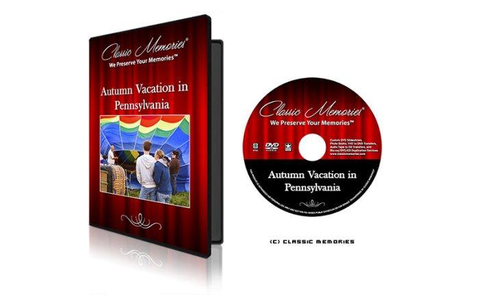 Classic Memories Platinum Slideshow Package