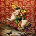 Napoleon by Kehinde Wiley