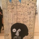 Basquiat at the Brooklyn Museum