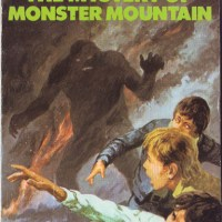 The Mystery Of Monster Mountain by M V Carey