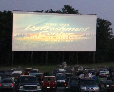 Overlook Drive In