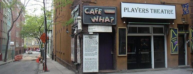 Cafe Wha?