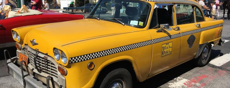 New York Yellow Taxi Cab