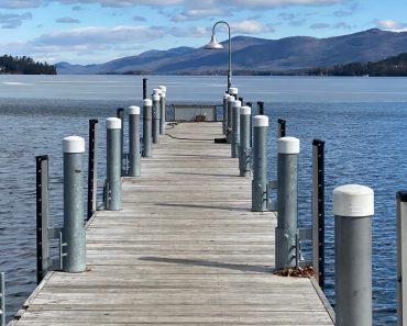 Lake George History