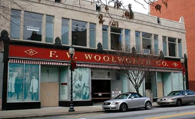 Greensboro Woolworth's