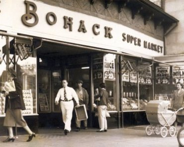 Bohack's Grocery Stores