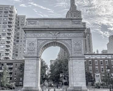 Washington Square Park History