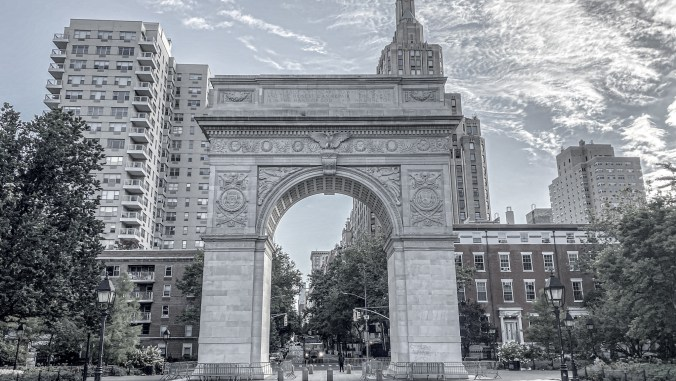 Washington Square Park History