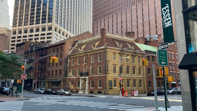 History of Fraunces Tavern