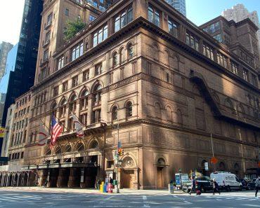 Carnegie Hall History